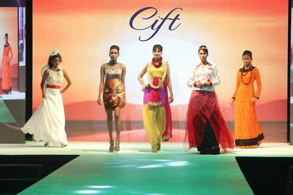 Cift fashion show